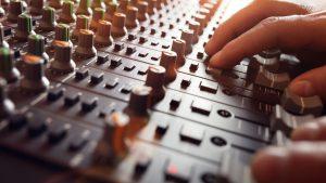 sprzęt dla DJ